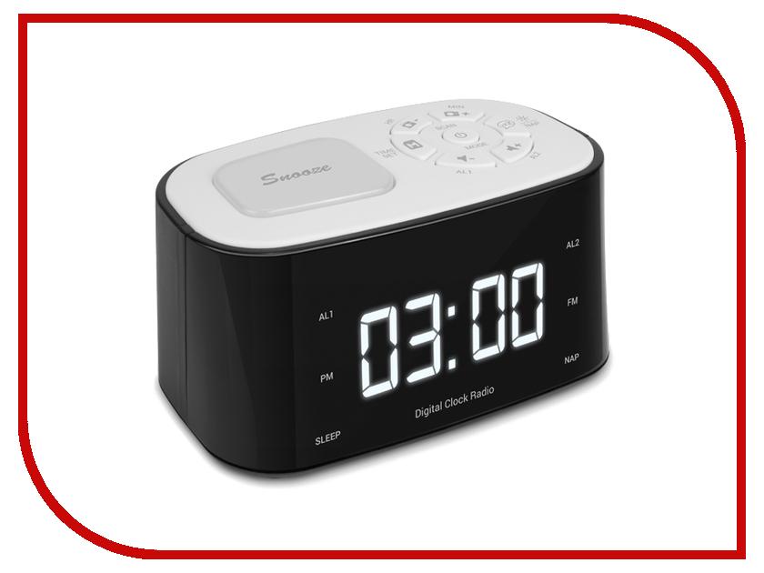 Многофункциональные часы teXet TRC-305 Black<br>