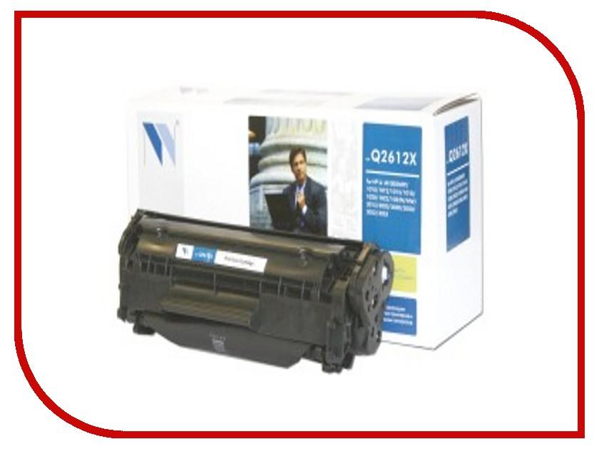 Картридж NV Print Q2612X для LJ 1010/1012/1015/1020/1022/3015/3020/3030 картридж nv print ce255a для hp lj p3015