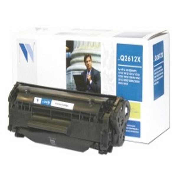 Картридж NV Print Q2612X для LJ 1010/1012/1015/1020/1022/3015/3020/3030 Q2612X за 376 руб.