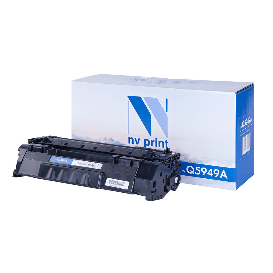 Картридж NV Print Q5949A для LJ 1160/1320/3390/3392 q5949a 5949a 49a 5949 compatible toner cartridge for hp 1160 1320 m3390mfp m3392mfp
