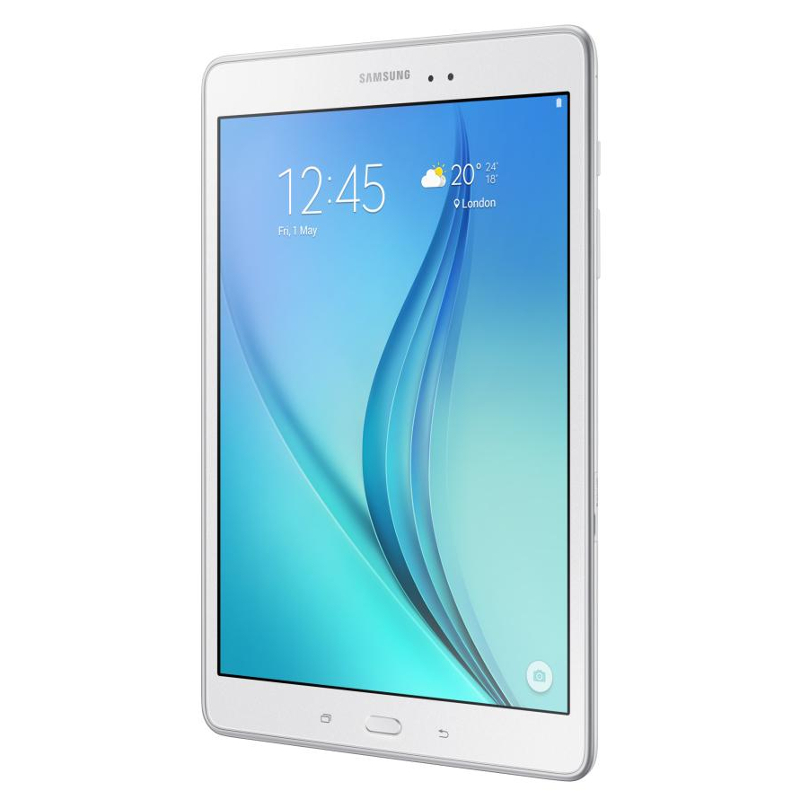 ������� Samsung SM-T555 Galaxy Tab A 9.7 - 16Gb LTE White SM-T555NZWASER Qualcomm Snapdragon APQ8016 1.2 GHz/2048Mb/16Gb/Wi-Fi/3G/LTE