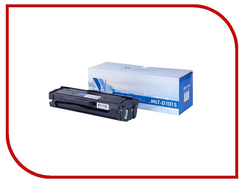 Картридж NV Print MLT-D101S для SCX 3400/ML 2160 картридж samsung mlt d101s see черный