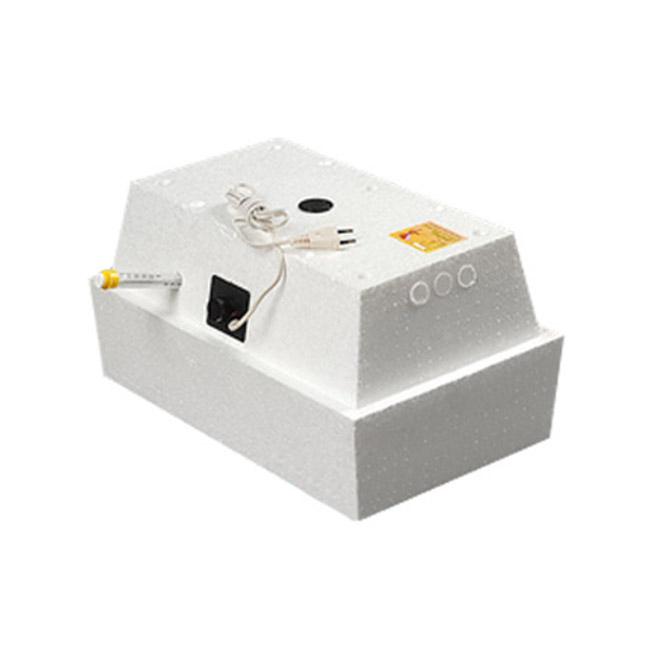 Инкубатор Золушка 28 яиц, цифровой терморегулятор, автоповорот, 220В / 12В
