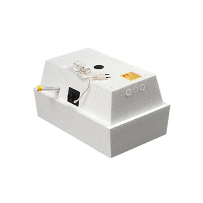 Инкубатор Золушка (45 яиц, ручной поворот, 220В / 12В)