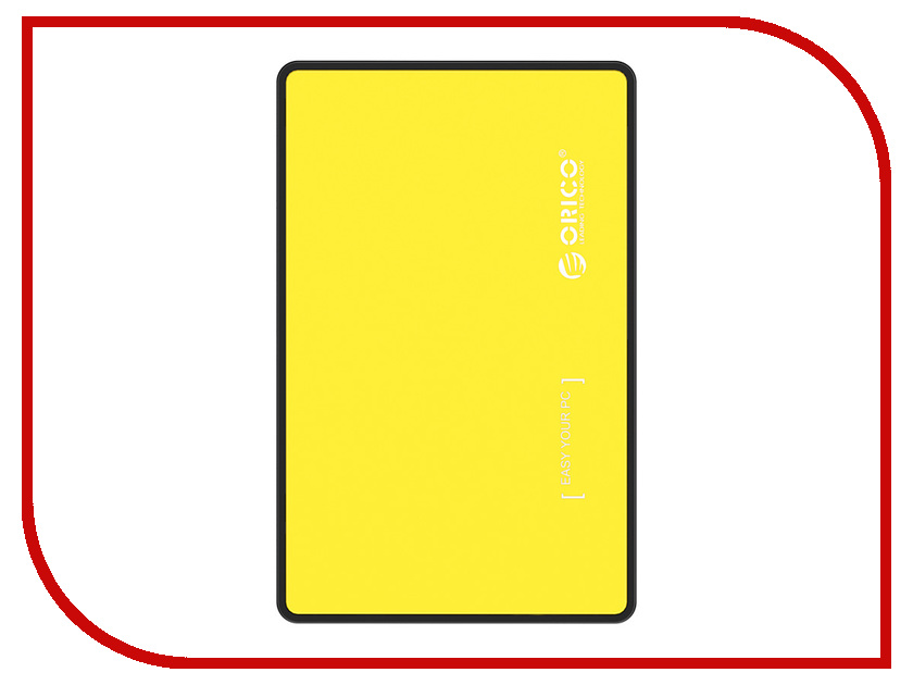 Аксессуар Orico 2588US3-OR Yellow