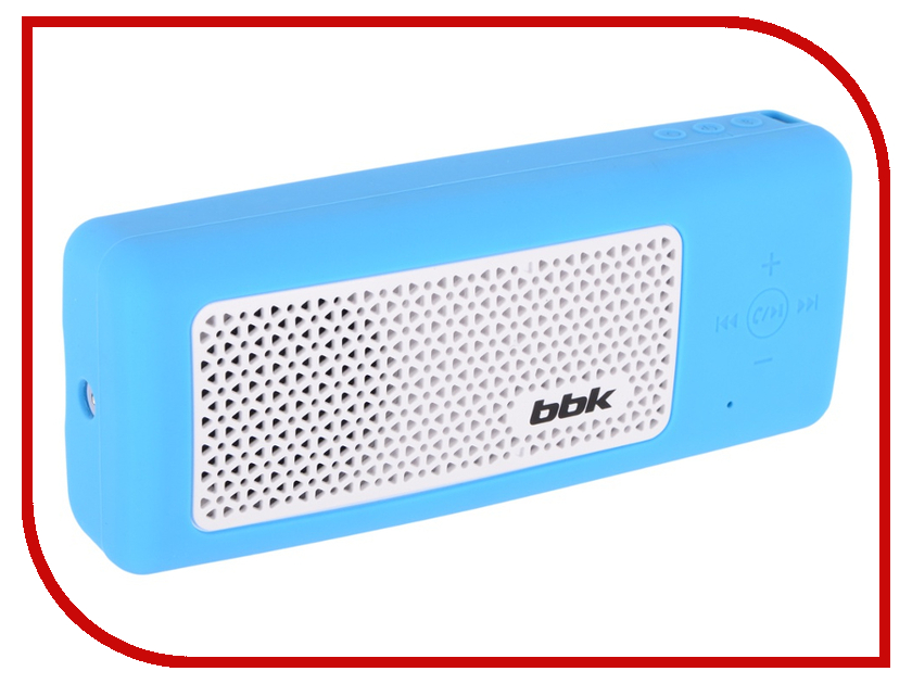 Колонка BBK BTA190 Blue тюнер bbk smp017hdt2