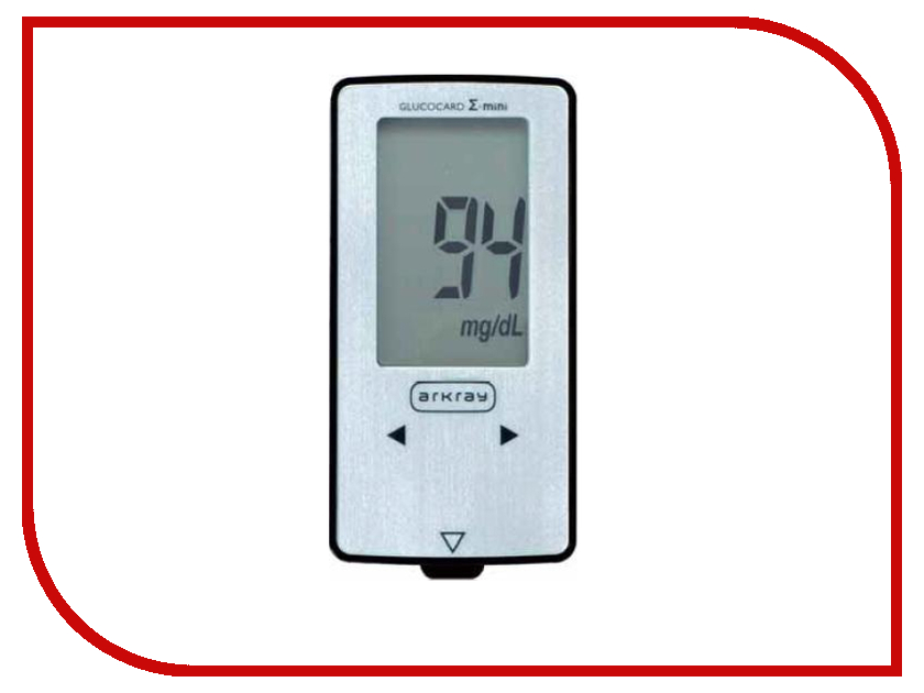 Глюкометр Arkray Глюкокард сигма мини<br>