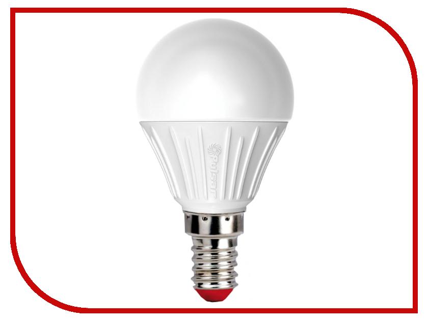 Лампочка Pulsar ALM-G45-7E14-4000-1 G45 Maxima 7W E14 4000K<br>