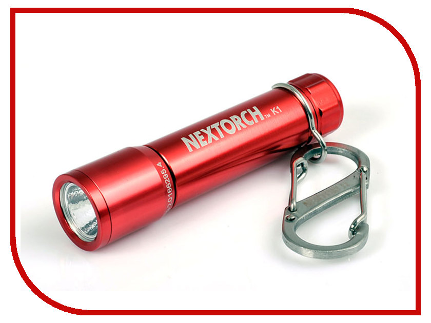 Фонарь NexTorch K1 Red<br>