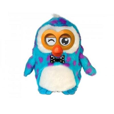 Игрушка Kakadu 6688 Сова Хибо Blue<br>