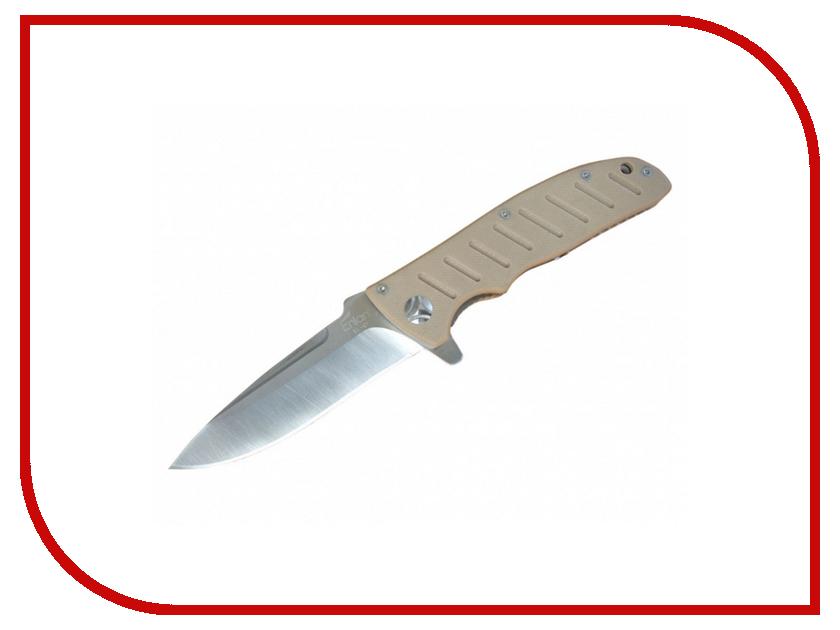 Нож Sanrenmu Enlan Athletic EL-01KH Beige - длина лезвия 93мм