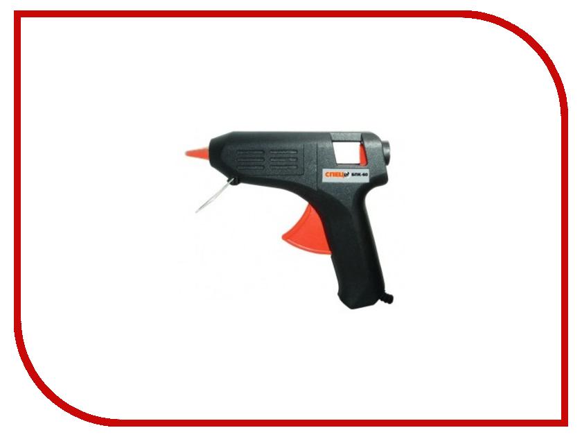 Термоклеевой пистолет СПЕЦ БПК-60 СПЕЦ-3234 термоклеевой пистолет hammer flex gn 06
