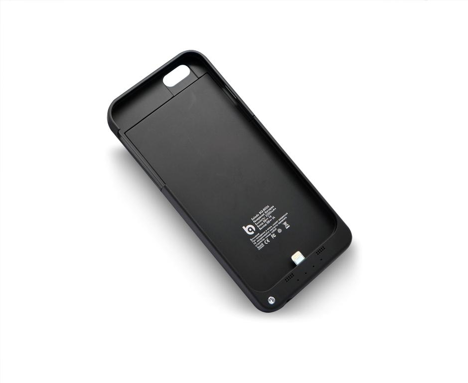 Аксессуар Чехол-аккумулятор BQ-B006 For iPhone 6 Black