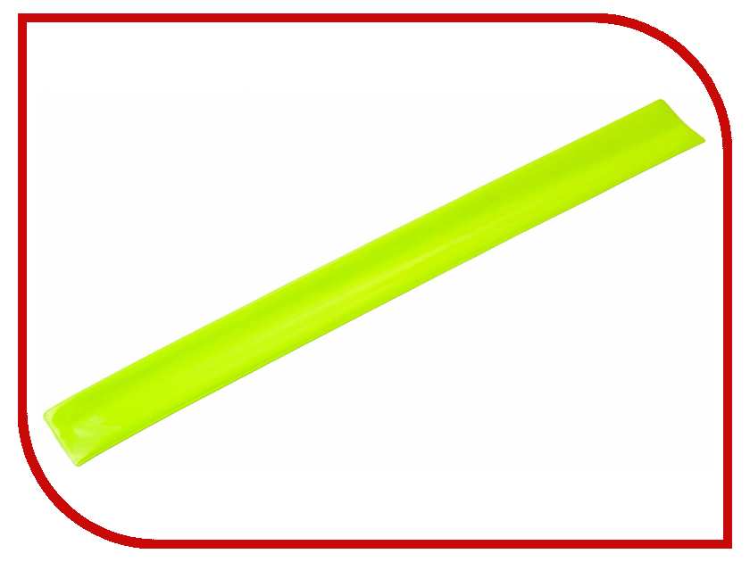Светоотражатель Светоотражающий браслет Partner 3M Scotchlite Yellow ПР032630<br>