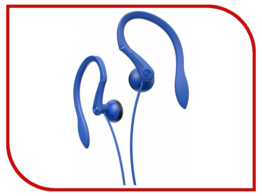 Наушники Pioneer SE-E511-L Blue<br>