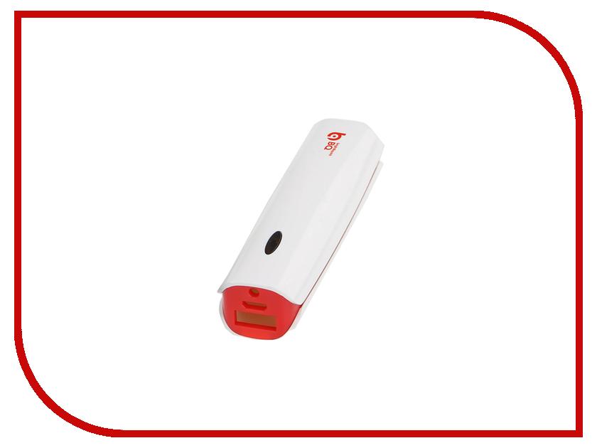 Аккумулятор BQ-B002 Loa 2200 mAh White-Red