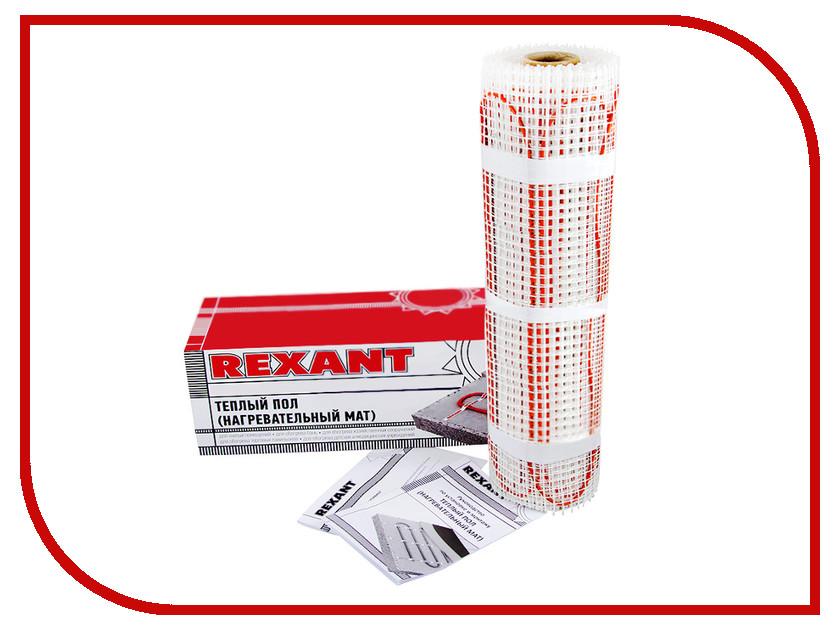 Теплый пол Rexant 1600W 10.0 m2 51-0520 теплый пол rexant rxm 220 0 5 9 51 0512 4