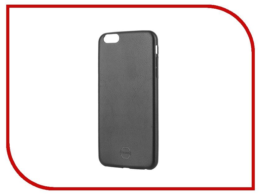 Аксессуар Чехол Itskins Zero Deluxe для iPhone 6 Plus AP65-ZRODX-BLCK Black<br>