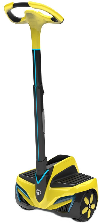 Гироцикл Inmotion R1 Yellow от Pleer