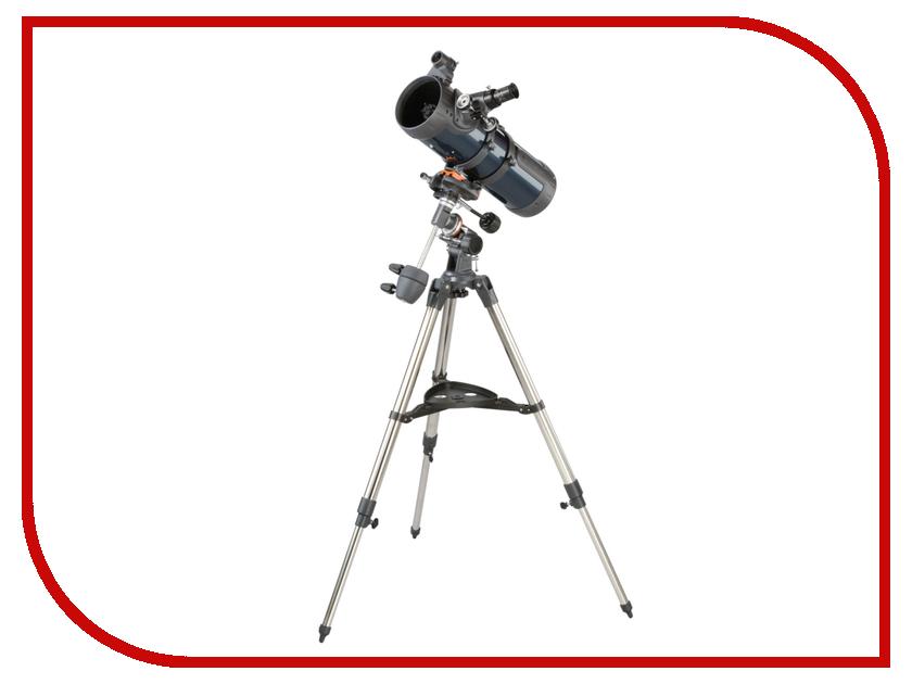Телескоп Celestron AstroMaster 114 EQ 31042 celestron powerseeker 70 az телескоп рефрактор