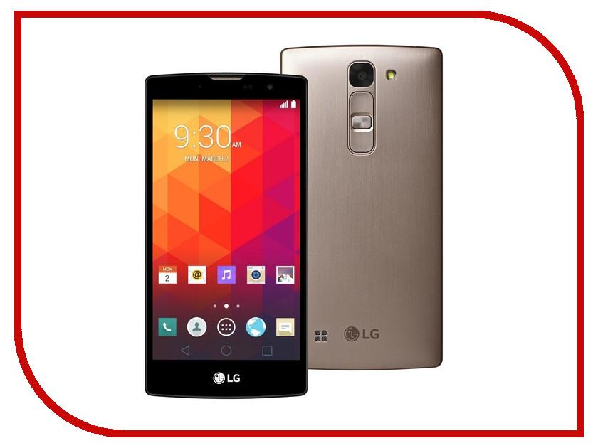 Сотовый телефон LG H502F Magna Black-Gold