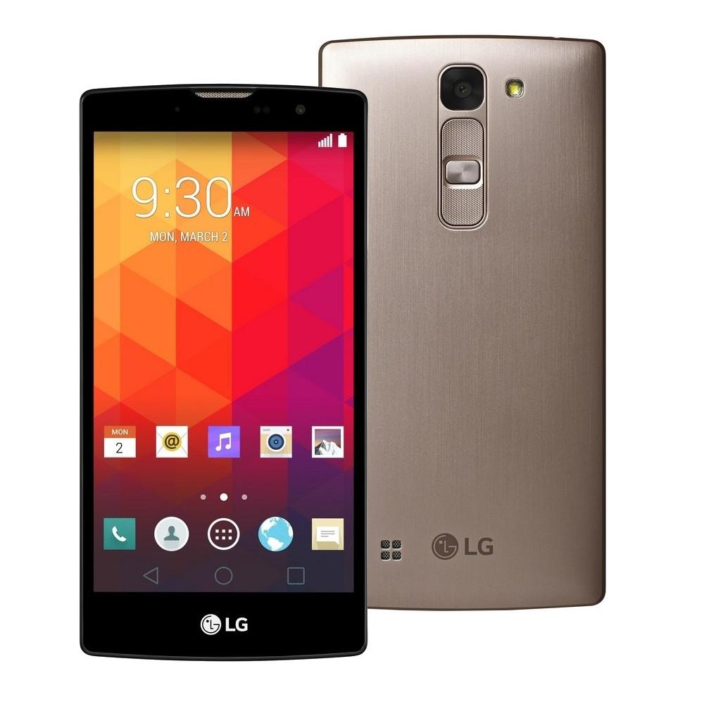 Сотовый телефон LG H502F Magna Black-Gold<br>