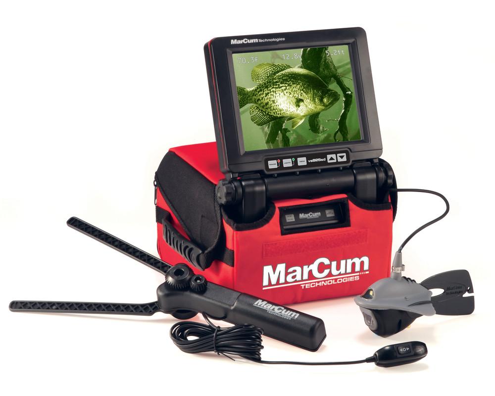 Подводная видеокамера MarCum VS825SD подводная видеокамера фишка 4303