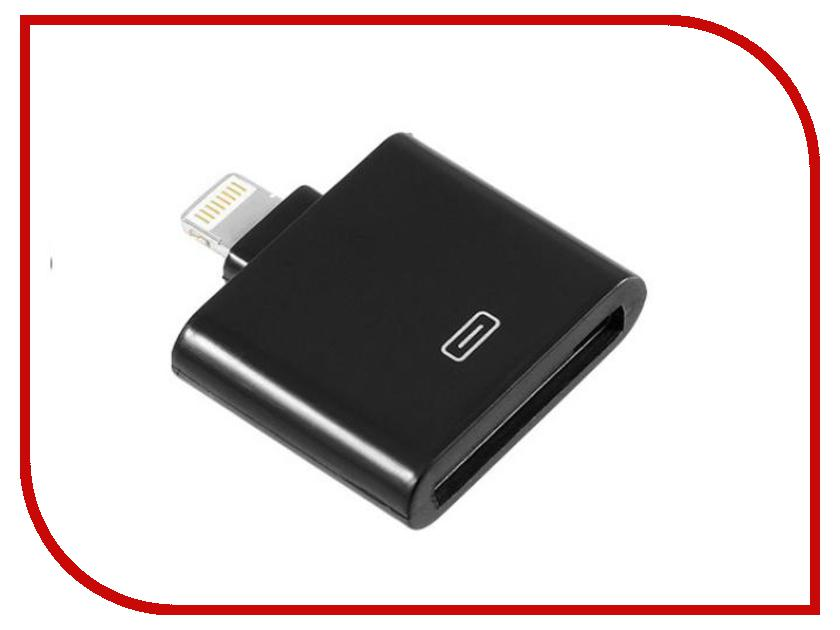 Аксессуар Henca 30-pin to Lightning для iPhone / iPad Black 10653