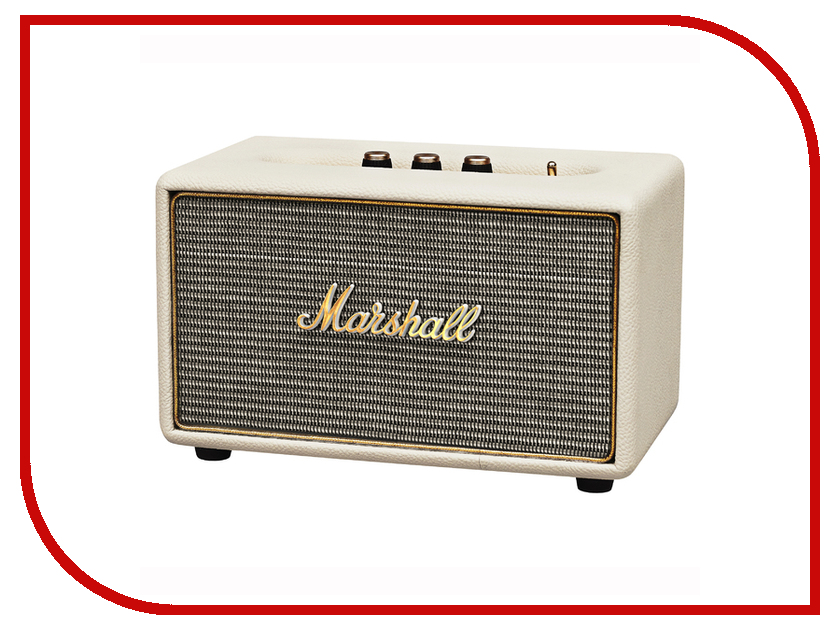 Колонки Marshall Acton Cream