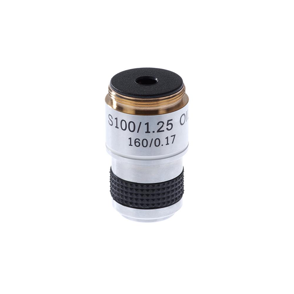Аксессуар Микромед 100/1.25 160/0.17 стандарт RMS - объектив