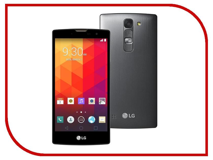 Сотовый телефон LG H502F Magna Black-Titan