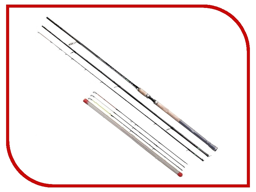 ������� Siweida SWD Link Feeder 3.6m Carbon IM8 90-150g 2467236