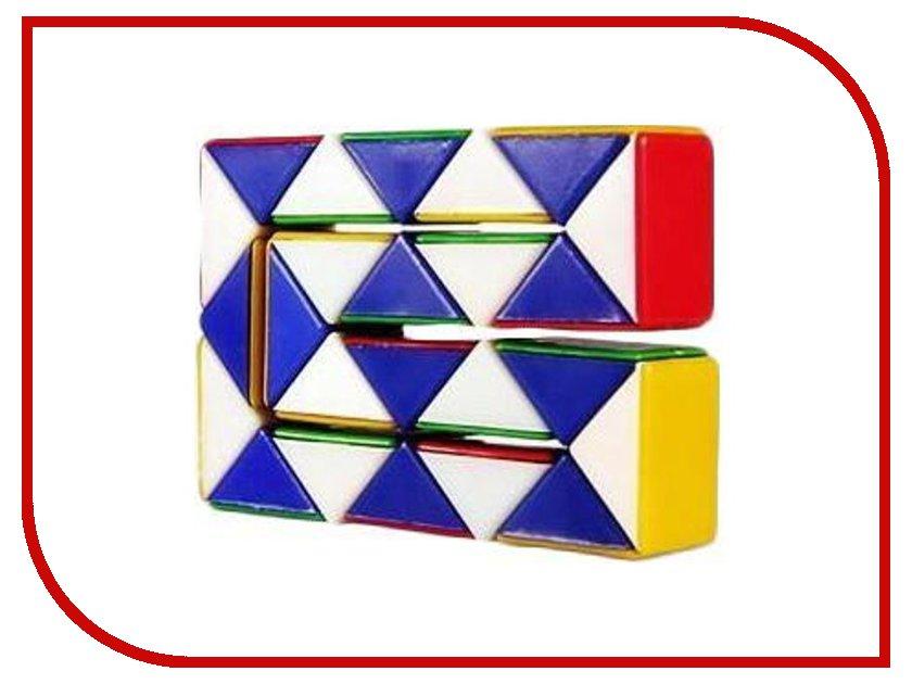 Головоломка Эврика Змейка 90278 головоломка рубикс змейка большая 24 элемента кр5002