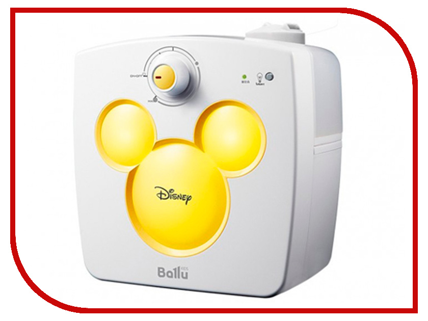 Ballu UHB-240 Disney Yellow ballu uhb 300 white