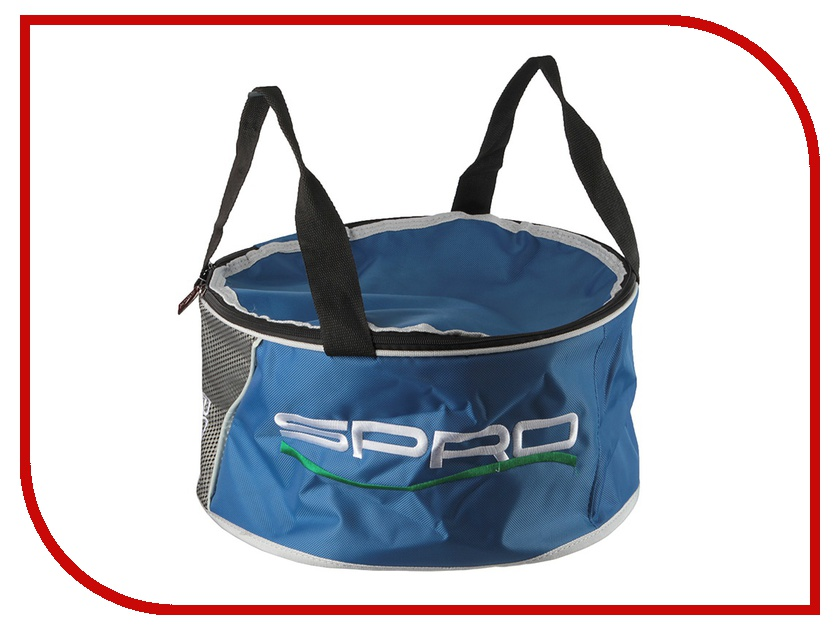 Аксессуар SPRO Team Baitbucket With Lid DIA.37XH20CM