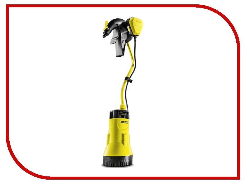 Насос Karcher BP 1 Barrel 1.645-460