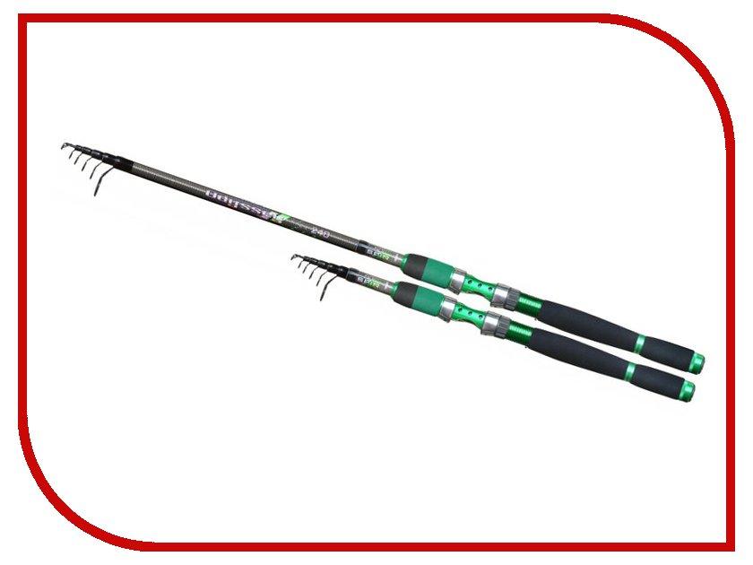 Удилище Siweida SWD Odyssey 2.4m Carbon IM8 10-45g 2152248