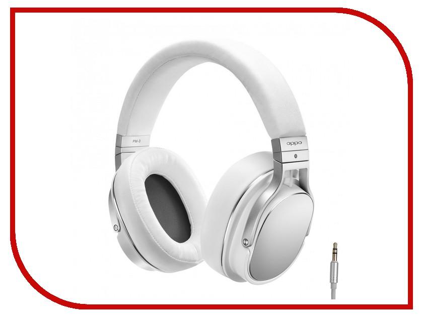 Наушники OPPO PM-3 White oppo pm 3 white