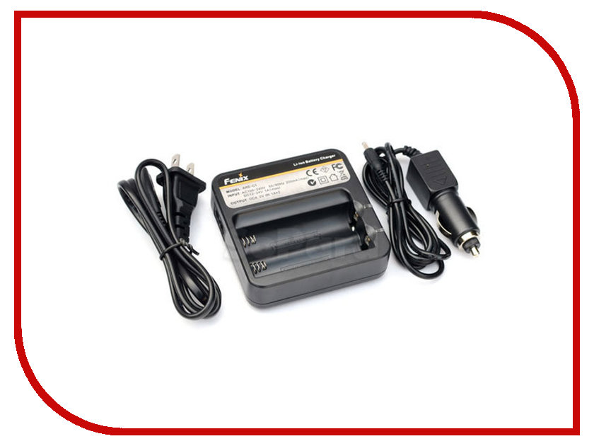 Зарядное устройство Fenix ARE-C1 самокат fenix cms056 red