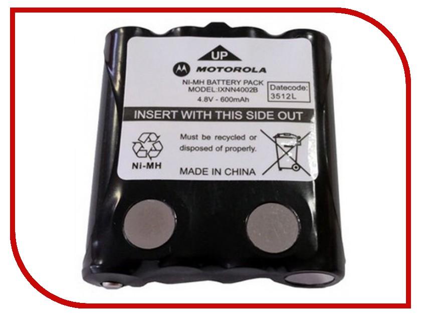 Аккумулятор Motorola IXNN-4002B / XTR446 600 mAh motorola pulse 2 wired black