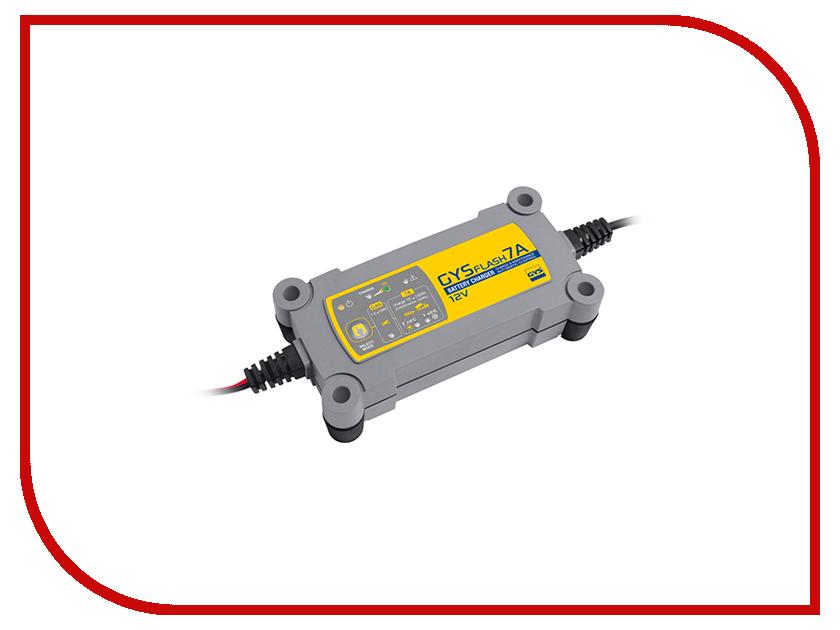 Зарядное устройство для автомобильных аккумуляторов GYS GYSflash 7A