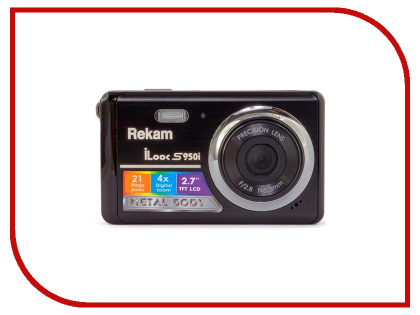 Фотоаппарат Rekam iLook S950i Black