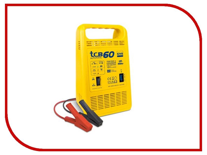 Зарядное устройство для автомобильных аккумуляторов GYS TCB 60