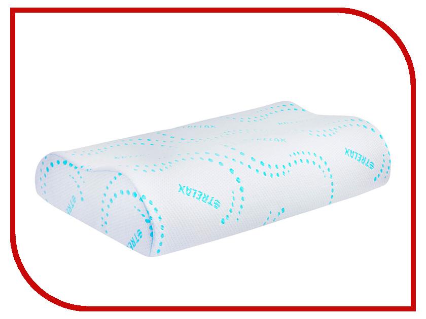 Ортопедическая подушка Trelax Respecta П05 M ортопедическое изделие trelax prima подушка с эффектом памяти п28