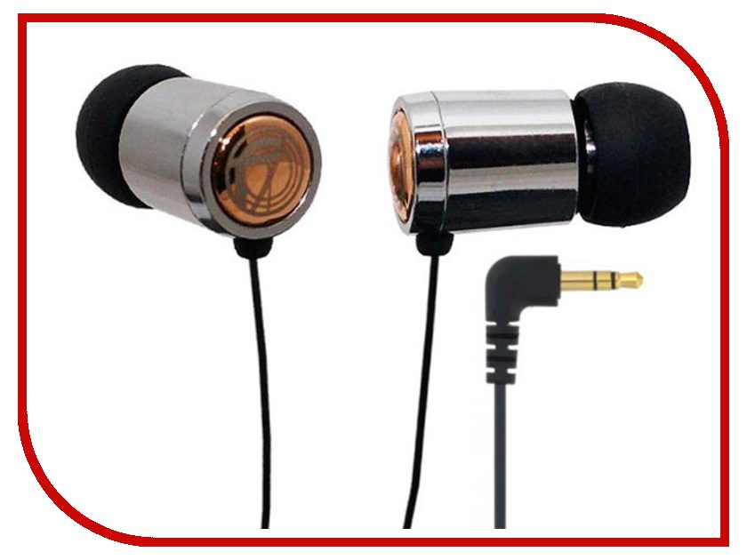 Fischer Audio Silver Bullet / V2 audio technica ath ls50is 15119537 внутриканальные наушники red