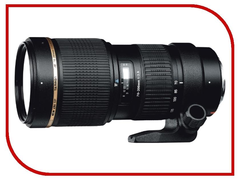 Объектив Tamron SP AF 70-200mm f/2.8 Di LD (IF) Macro Nikon F объектив tamron sony minolta sp af 24 70 mm f 2 8 di usd