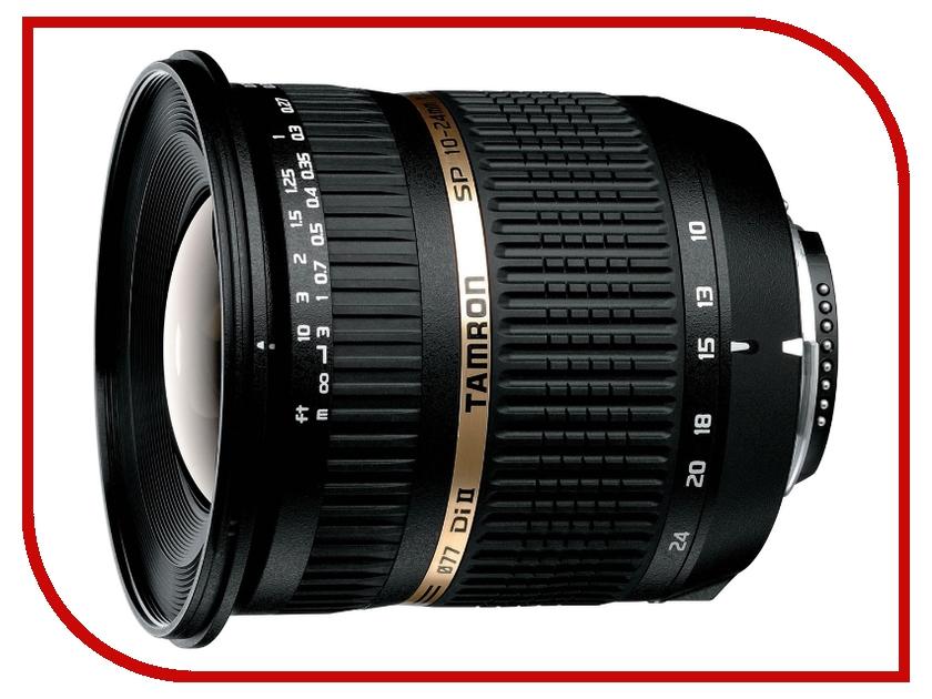 Объектив Tamron Nikon SP AF 10-24 mm F/3.5-4.5 Di II LD Aspherical (IF)