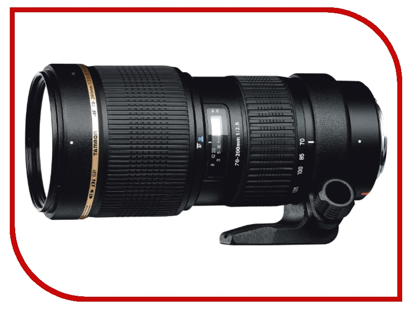 Zakazat.ru: Объектив Tamron SP AF 70-200mm f/2.8 Di LD (IF) Macro Minolta A & Sony