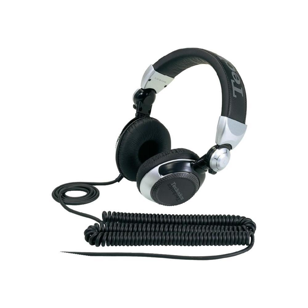 Technics RP-DJ1210 E-S наушники technics rp dh1250e s