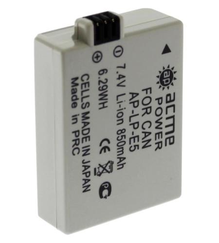 Аккумулятор AcmePower LP-E5 / NP-5